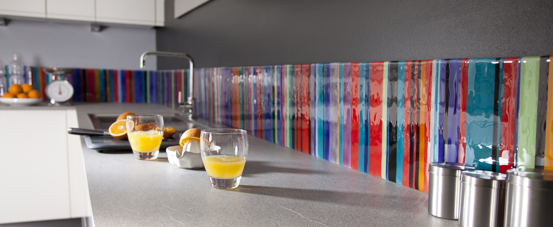Morpheus glass fused glass - Glass splashbacks usa ...