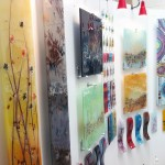 Morpheus Glass Fused Glass Display - Display Boards